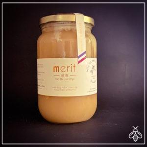 Miel de trèfle blanc de montagne Merit 500g