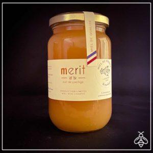 Miel de sorbier cru Français de qualité - miel de prestige haut de gamme
